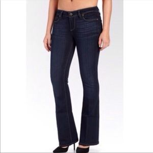PAIGE Bel Air Classic Bootcut Jeans Like New Sz 25